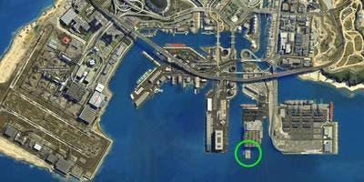 localización cargobob GTA