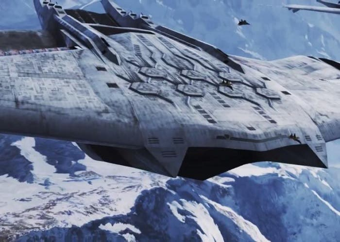 Ace Combat Infinity Moby Dick