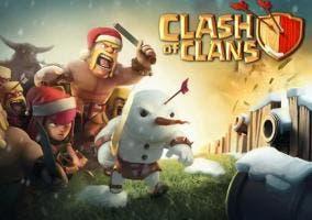 Clash of Clans en navidad