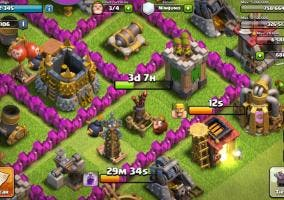 Clash of clans defensa aerea