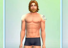 Creando personaje en Los Sims 4