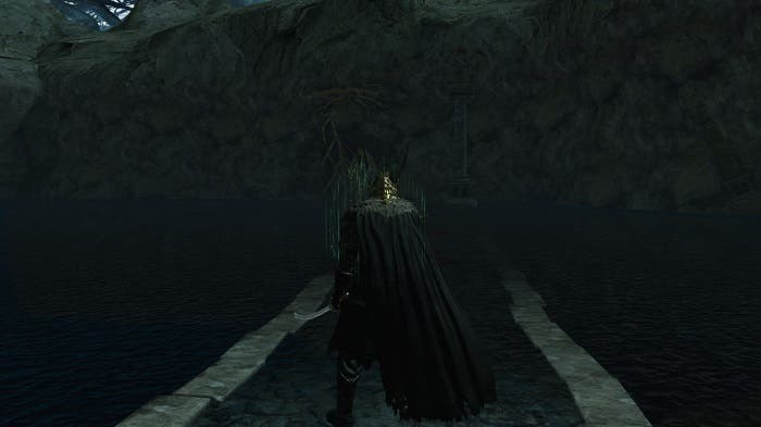Dark Souls II Alma del rey