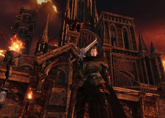 Dark Souls II Armadura del rey