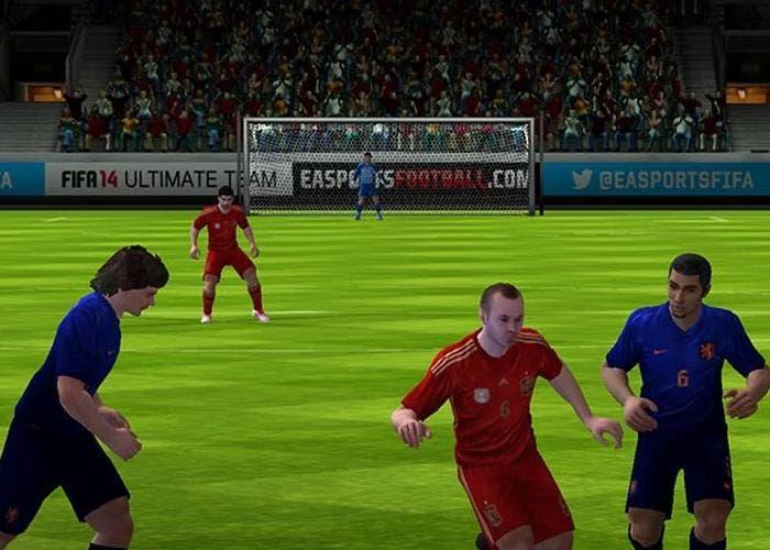 FIFA 14 para móvil