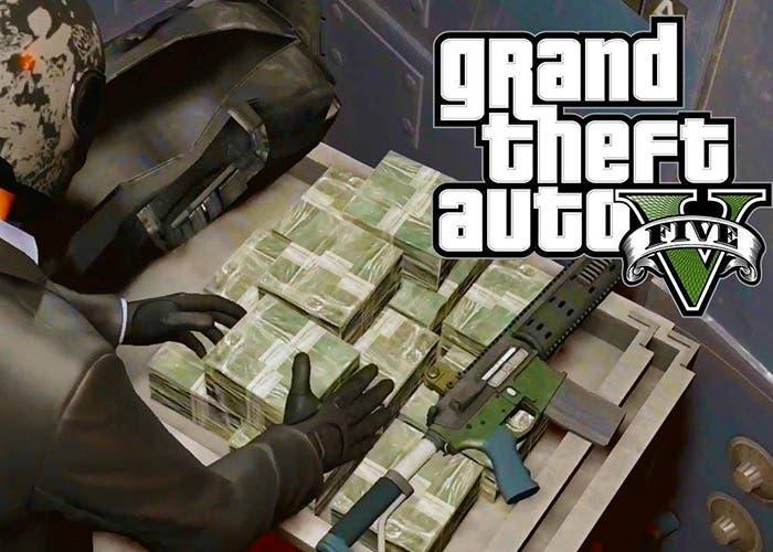 GTA V Dinero