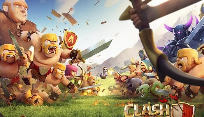 Guía de tropas Clash of Clans