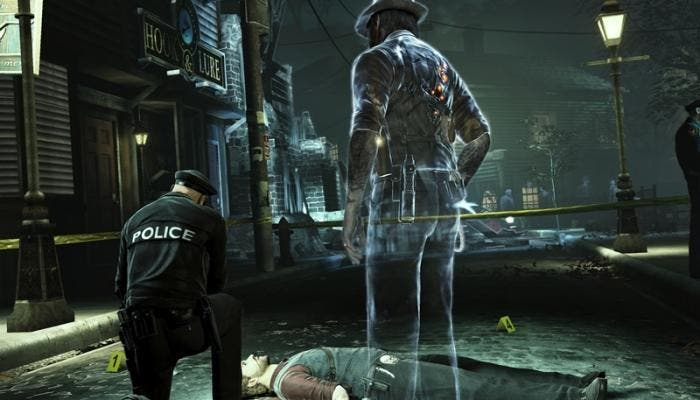 Gameplay del juego Murdered Soul Suspect