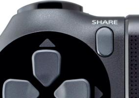 Share de PS4