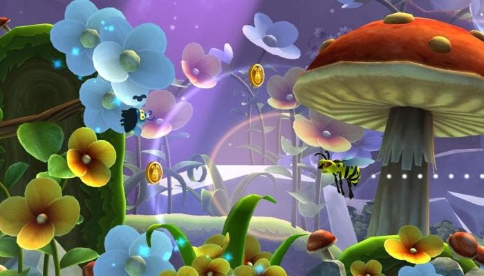 Gameplay de Shiny The Firefly