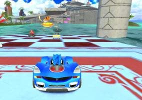 Sonic Racing Transfomer Android