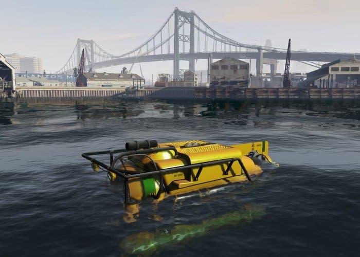 Submarino GTA