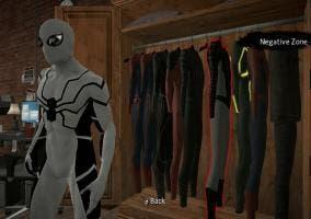 The Amazing Spider-Man 2 Trajes