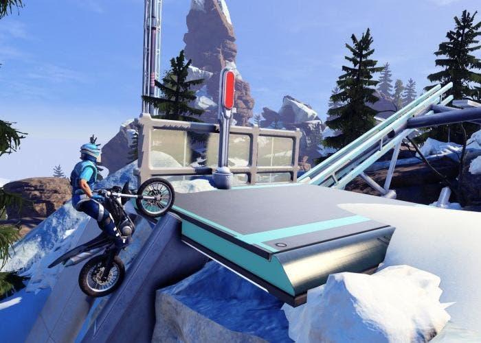 Trials Fusion Nieve