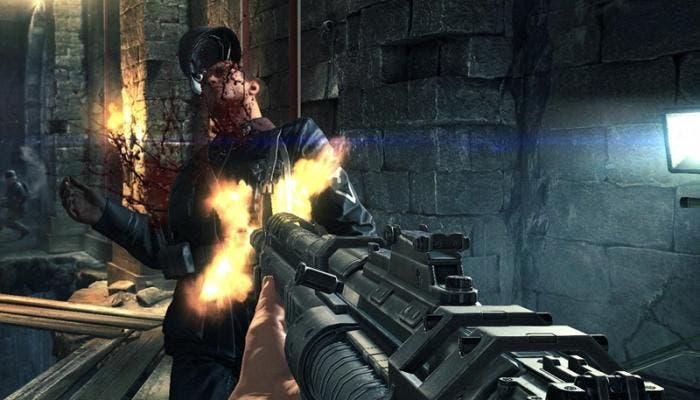 Gameplay de Wolfenstein The New Order
