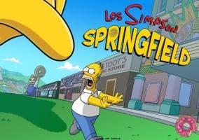 Los Simsons Springfield