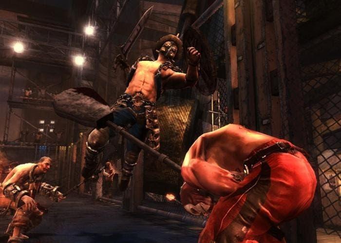 Gameplay de BloodBath