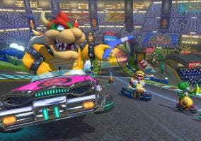 Bowser en Mario Kart 8