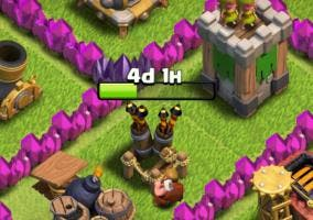 Clash of Clans estrategia xballesta torre infernal