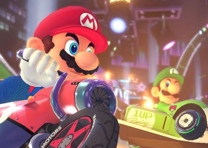 Mario Moto 8