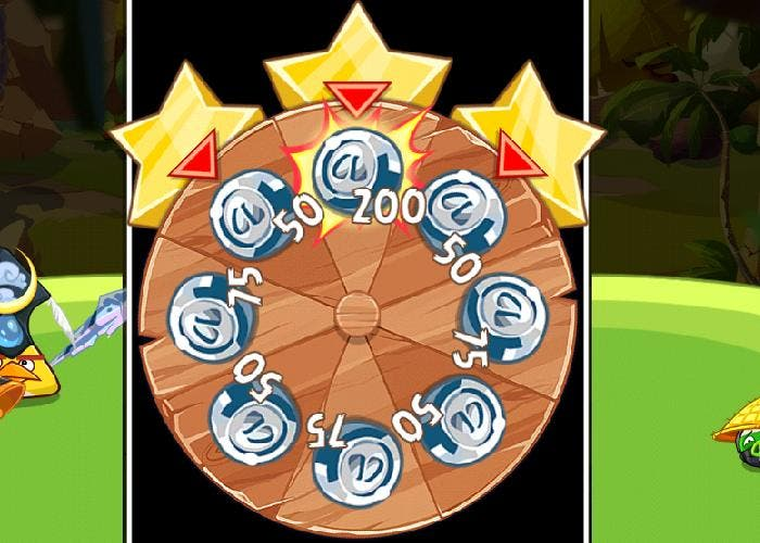 Monedas en Angry Birds Epic