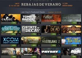 Ofertas de Steam ultimo dia