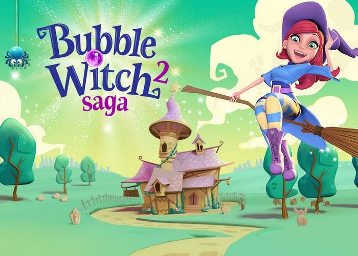 bubble witch saga 2 gratis
