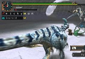 Monster Hunter Freedom Unite iOS Giadrome