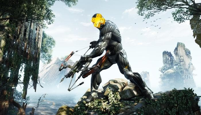 PlayStation Plus agosto Crysis 3 y Fez
