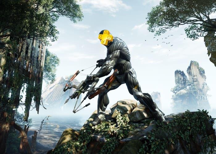 PlayStation Plus agosto Crysis 3 y Fez