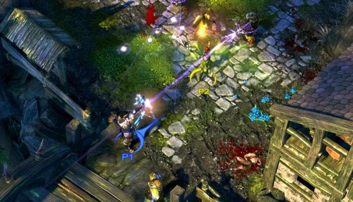 Gameplay de Sacred 3 en PC