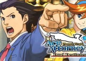 Ace Attorney Dual Destinies
