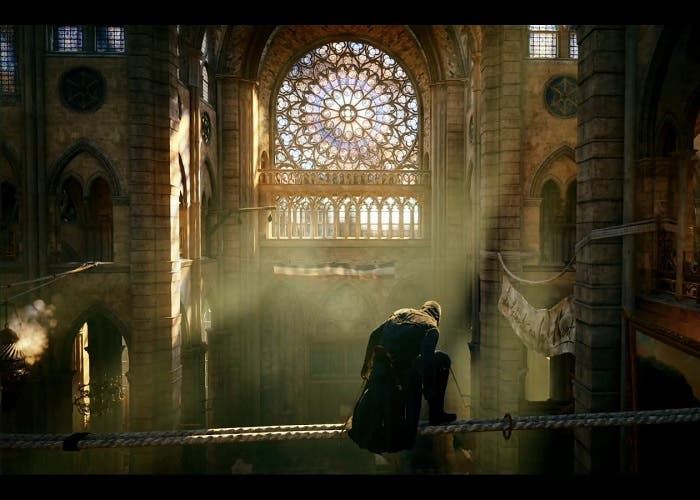 Assasins Creed Unity Gamescom Gameplay
