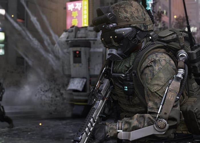Call of Duty Advanced Warfare trailer multijugador