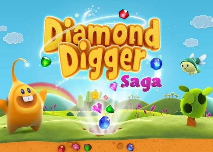 Diamond Digger Saga Objetivos