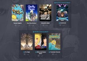 Humble Bundle Japon