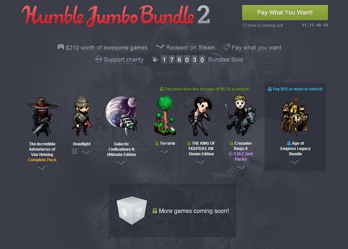 Humble Bundle Jumble 2