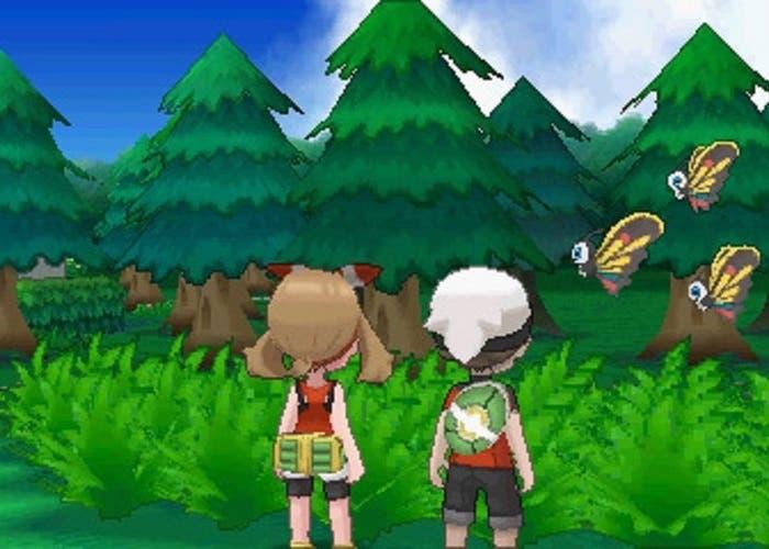 Portada de Pokémon