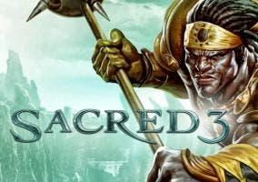 Sacred 3 logo