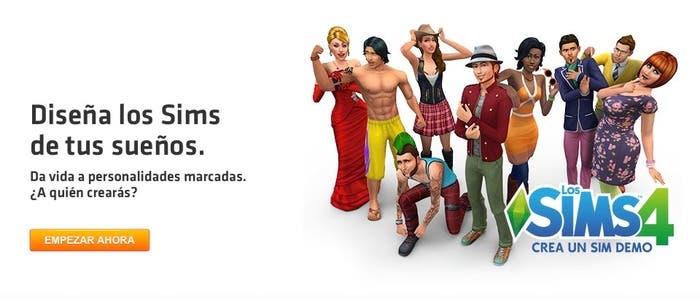 descargar demo Sims