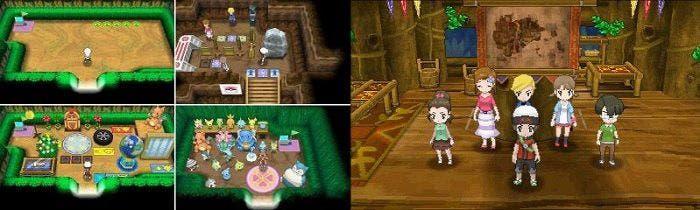 Pokémon Rubí Omega y Zafiro Alfa: Superbases Secretas