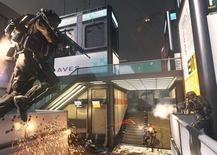 Call Of Duty Advanced Warfare Multiplayer