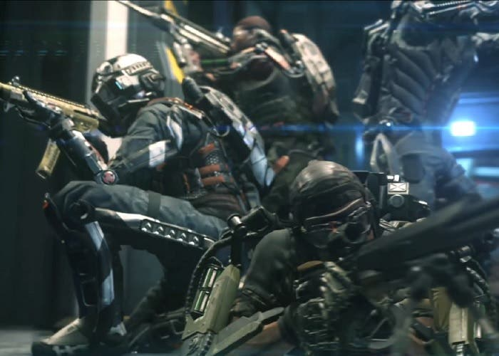 Call of Duty Advanced Warfare trailer septiembre