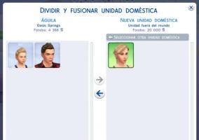 Eliminar Sim de unidad doméstica en Los sims 4