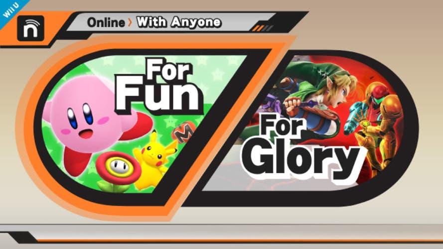 Modos juegos Super Smash Bros