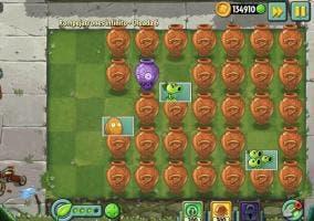 Plants vs Zombies 2 rompejarrones