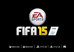 FIFA 15 fútbol simulador