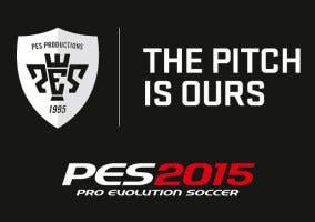 Logo de Pro Evolution Soccer 2015