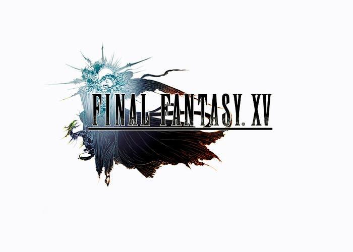Logo oficial FFXV