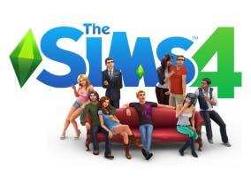 logo de los Sims 4