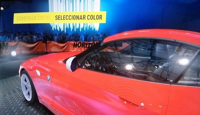 imagen del detalle del coche BMW Z4